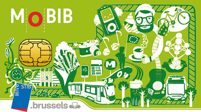9 réponses à vos questions sur MOBIB