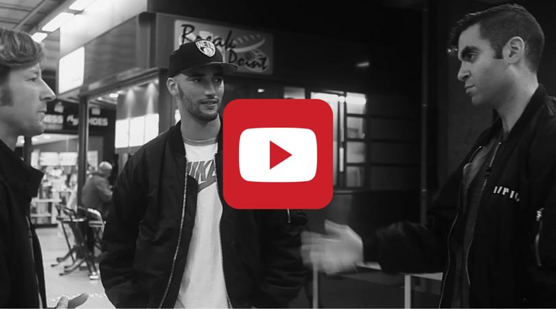 Black : l'interview de Adil El Arbi et Bilall Fallah dans le métro