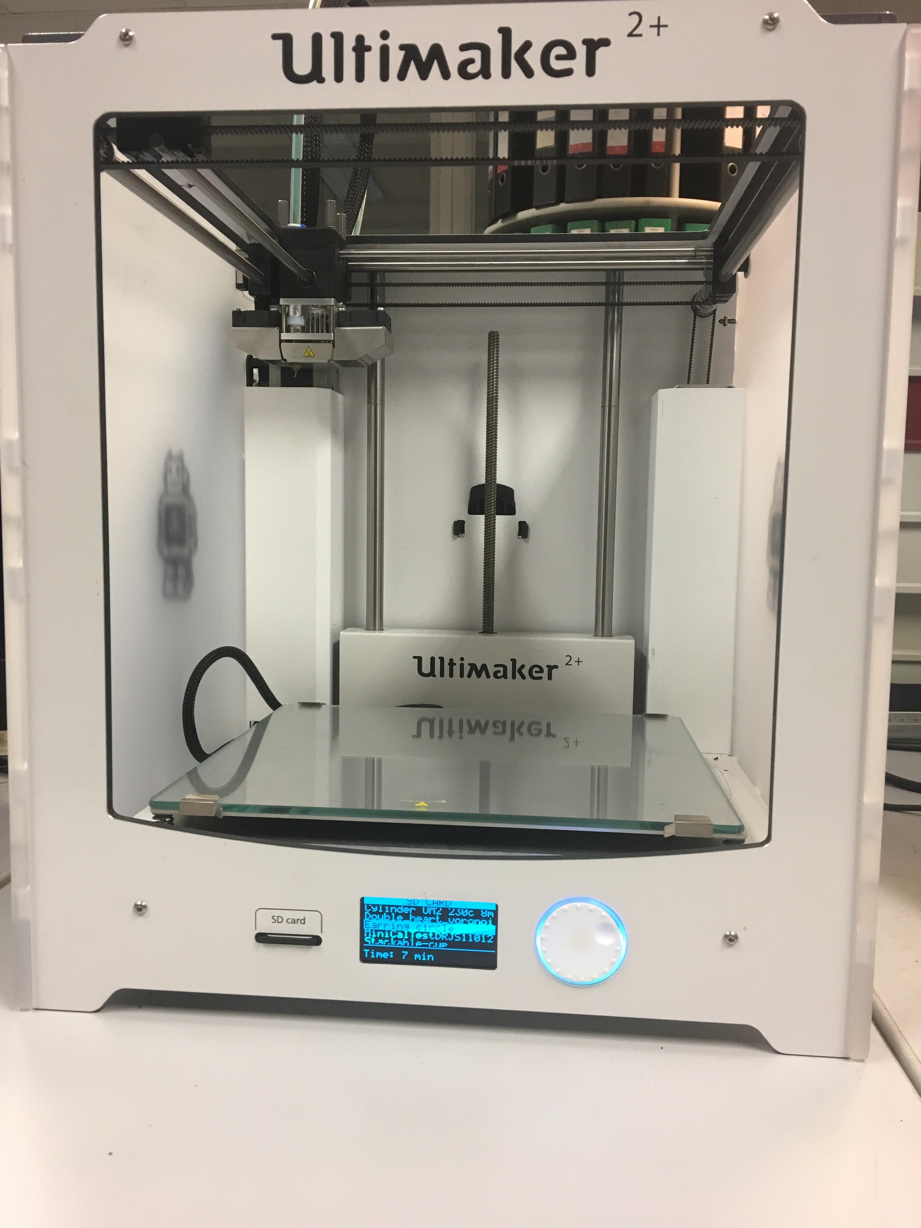 Une imprimante 3D au service du métro