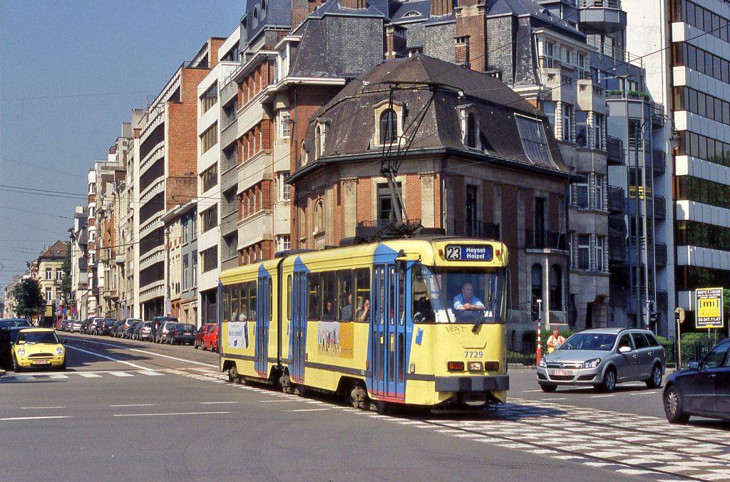 tram 7729