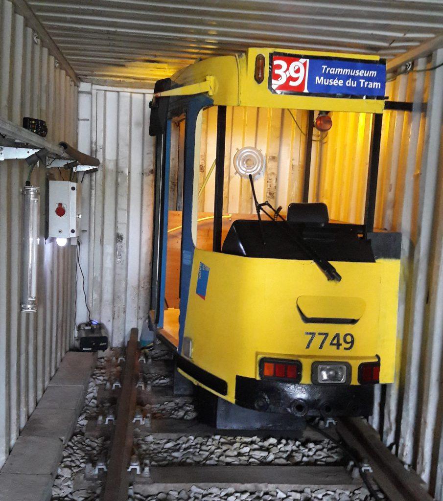 Un container pour am liorer la formation l 39 vacuation for Un container