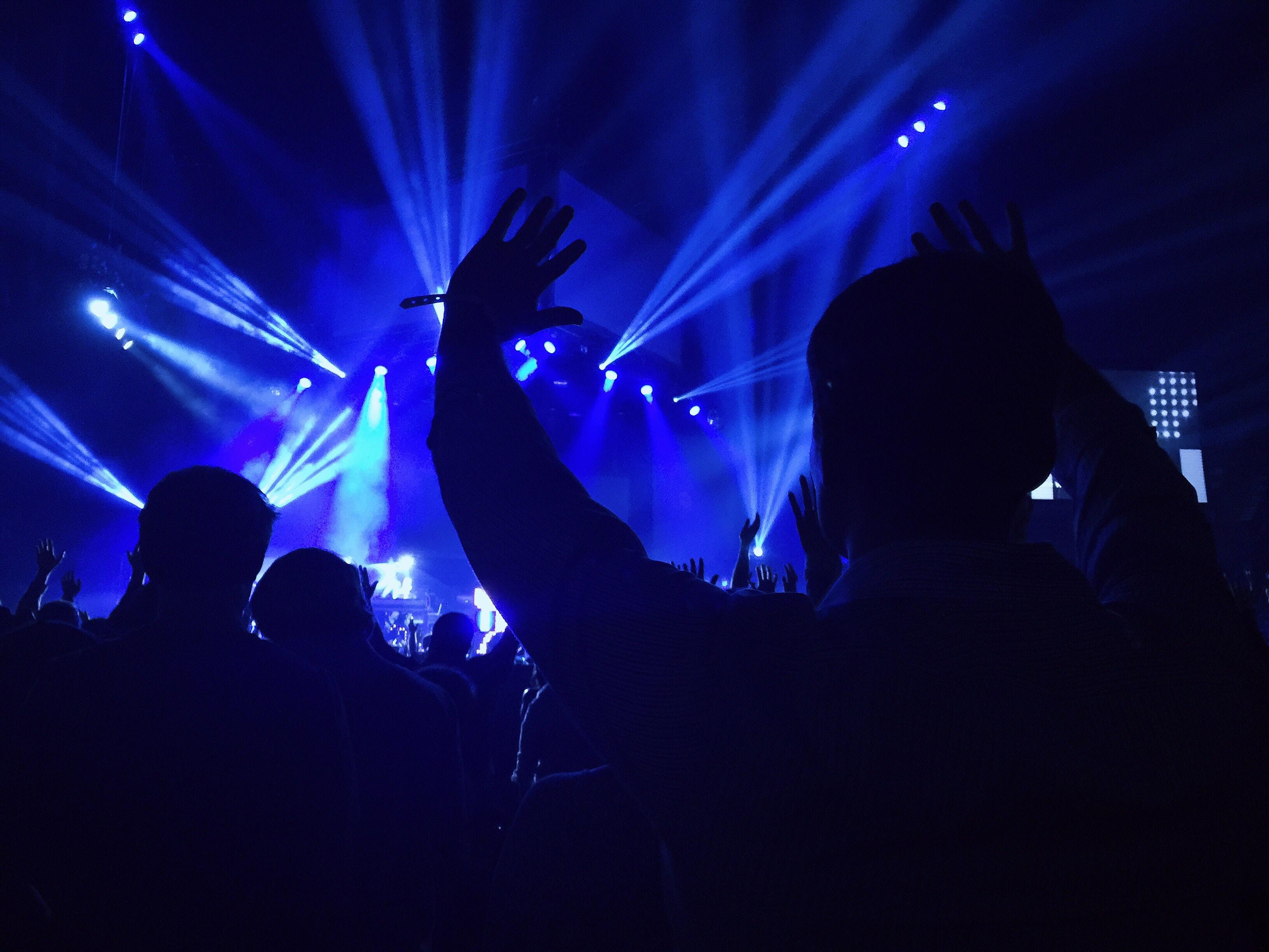 Comment la STIB s'organise lors de grands concerts ?