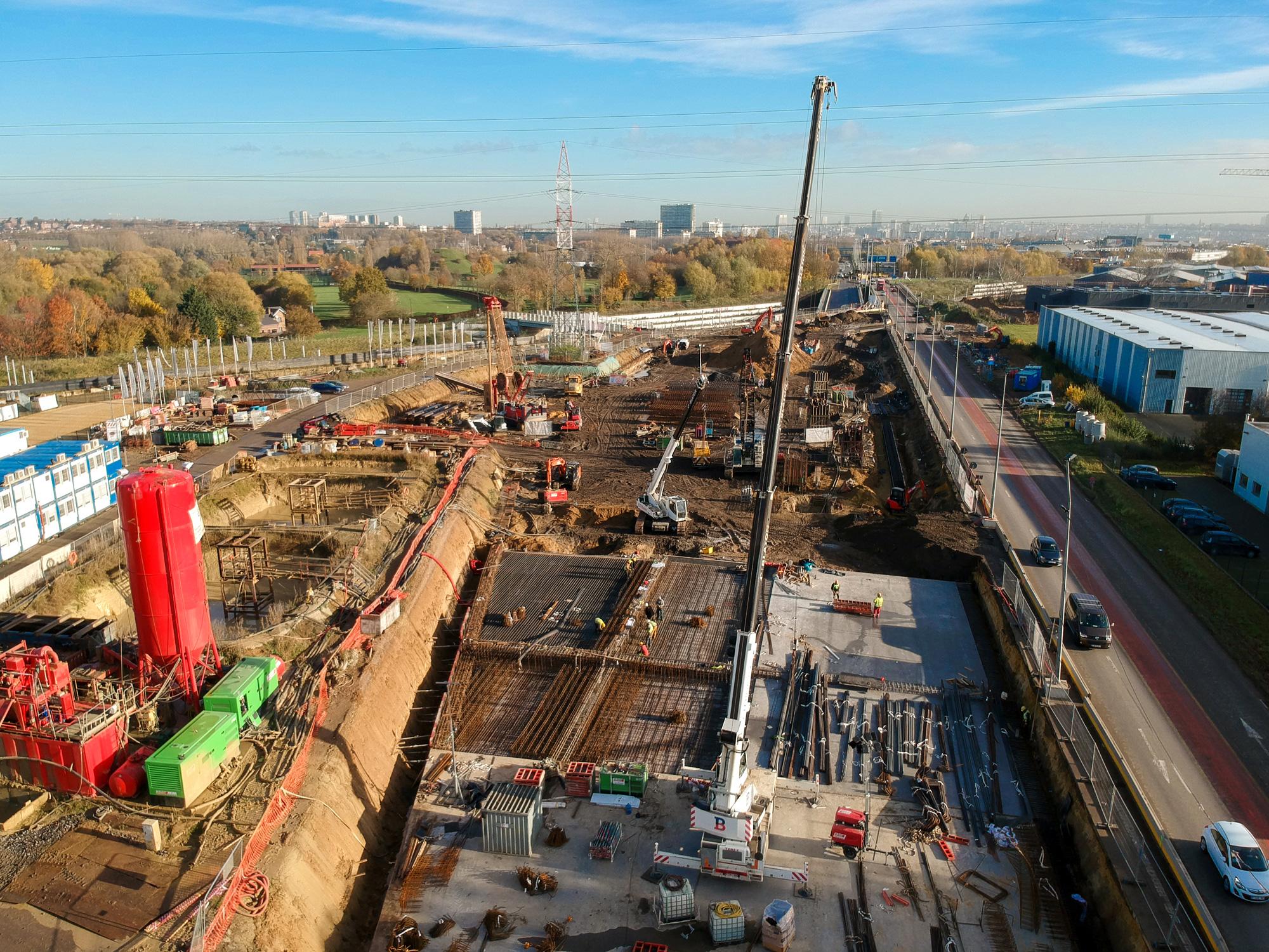 Erasme: une nouvelle maison… pour nos nouveaux métros!