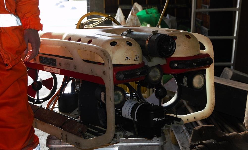 Un sous-marin, nouveau véhicule de la STIB ?