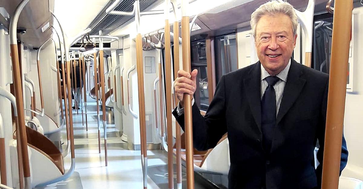 Concevoir un métro, c'est avoir 30 ans d'avance