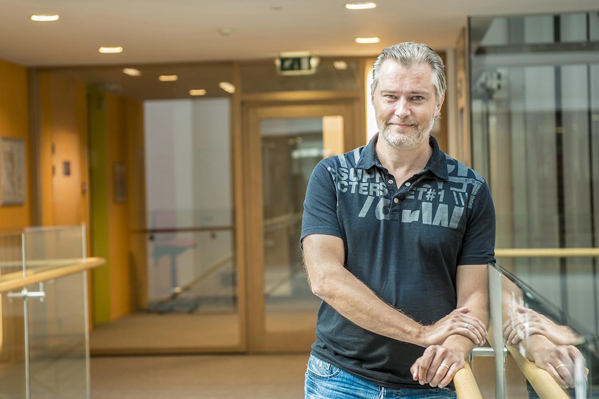 Gilles Horsa, un STIBien romancier