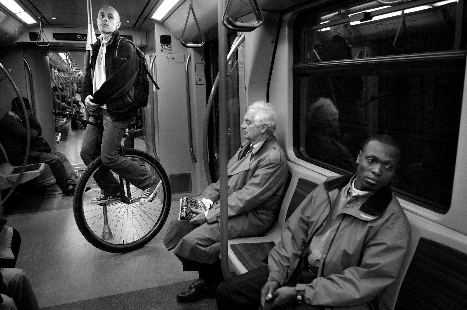 «Chaque trajet en bus est un voyage»