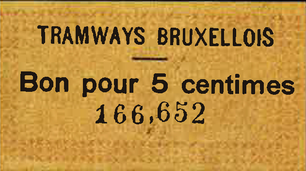 L'impact de la Grande Guerre sur les Tramways Bruxellois