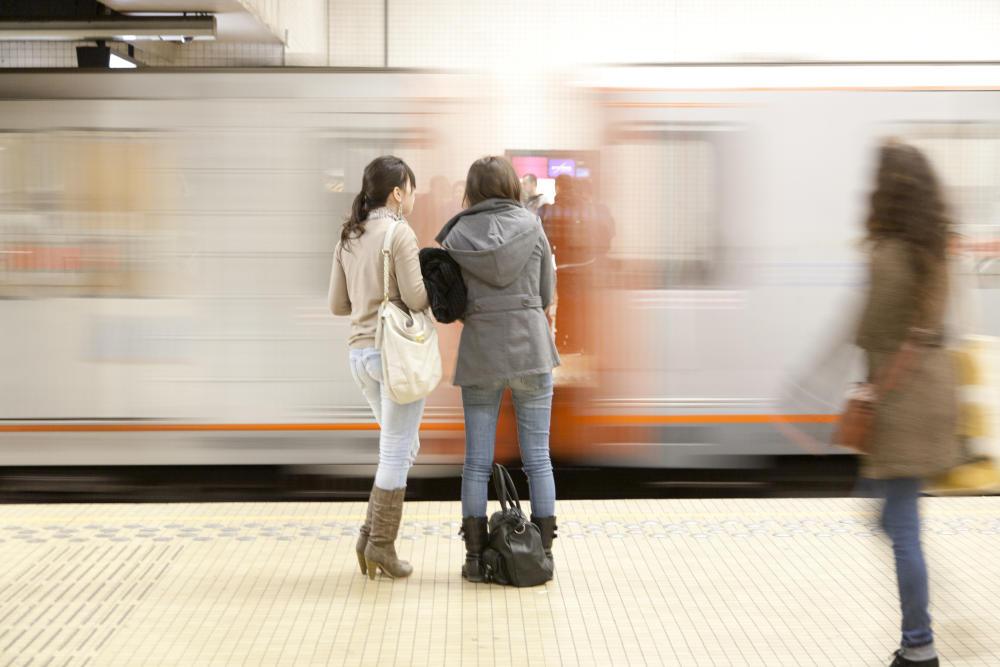 Pour sortir du métro, il faut aussi valider !