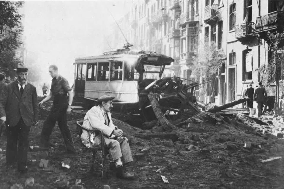 Les tramways bruxellois durant la guerre