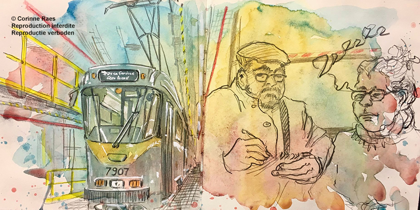 corinne raes urban sketchers