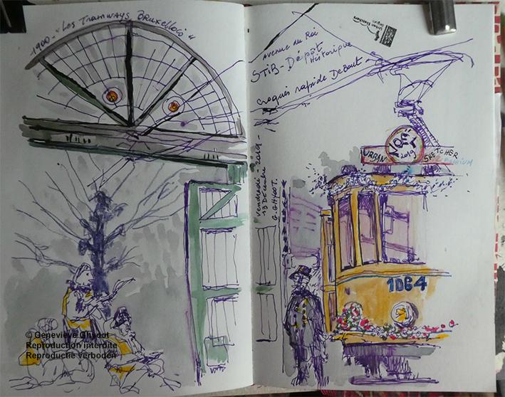 geneviève ghyoot urban sketchers