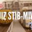 Quiz : l'histoire de la STIB !
