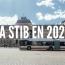 20 réalisations en 2020 par la STIB, malgré le coronavirus 😇