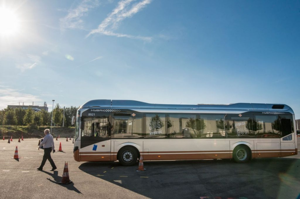 formation chauffeur bus - opleiding buschauffeur
