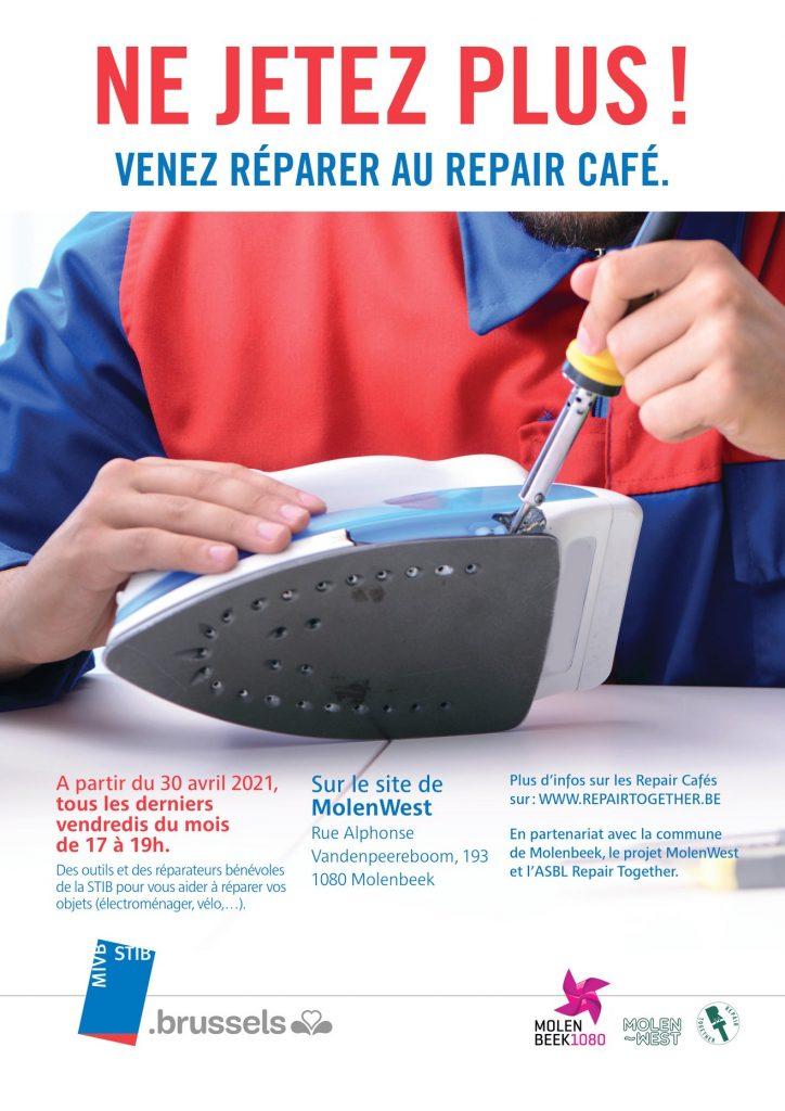 repair cafe molenwest stib